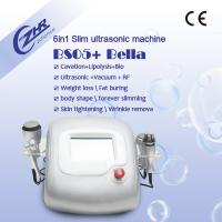 Buy cheap RF Wrinkle Removal Cavitation Slimming Machine 1MHz For Women from wholesalers