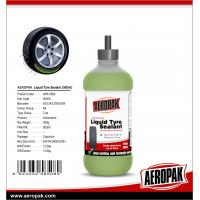 Buy cheap AEROPAK 350ml,500ml and 1000ml Good Quality Tyre Repair Liquid Tyre Sealant for Tubeless tyre from wholesalers