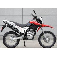 Buy cheap 860mm Seat Dirt Bike Style Motorcycle , Motorcycles That Look Like Dirt Bikes from wholesalers