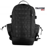 Buy cheap Black Outdoor Tactical Day Pack Backpack , Lightweight Travel Daypack from wholesalers