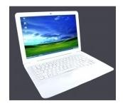 Buy cheap wholesale 13.3 Inch Small Laptop PC with Intel ATOM N450 + 1G Memory + Wif from wholesalers