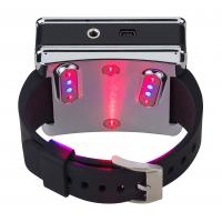 Buy cheap Laser Therapy Wrist Watch For High Blood Suger Treatment Anti - Aging from wholesalers