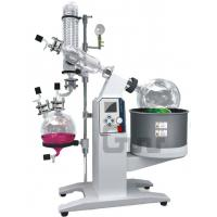 Buy cheap Pilot Scale 5L/10L/20L/50L Rotary Evaporator with Motorized Lift and Vertical Condenser from wholesalers