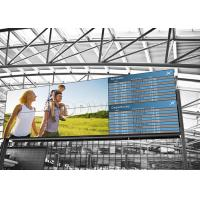Buy cheap FCC LG 55 Inch LCD Video Wall Super Narrow Bezel IPS Screen HDMI Signal Support product