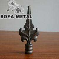 Buy cheap Wrought Iron Fence Finials from wholesalers