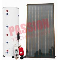 Buy cheap Residential Solar Water Heater 200 Liter , Split System Solar Hot Water from wholesalers