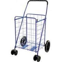 Buy cheap High quality heavy-duty plastic Foldable Shopping Cart with wheels 380x330x360mm from wholesalers