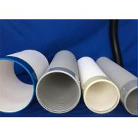 Buy cheap Industrial Safety Pvc Flexible Ducting / Portable Air Conditioning Duct Anti - Static from wholesalers
