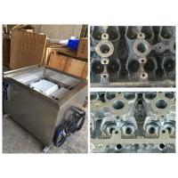 Buy cheap Marine Parts And Marine Engine Ultrasonic Cleaning Machine / Industrial Ultrasonic Cleaning Bath from wholesalers