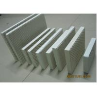 Buy cheap Various Alumina Cordierite Infrared Honeycomb Ceramic Burner Plates For Gas Heater from wholesalers