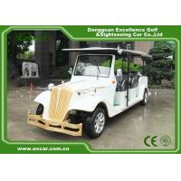Buy cheap 8 Passenger Electric Classic Cars 72V Battery Electric Vintage Car from wholesalers