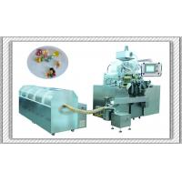 Buy cheap PLC / Touch Screen Control Softgel Encapsulation Machine For Soft Capsule from wholesalers