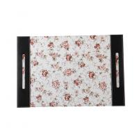 Buy cheap PU leather office desk mat from wholesalers