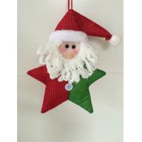 Buy cheap Outdoor Handmade Hanging Santa, Snowman and Reindeer Christmas Decoration from wholesalers