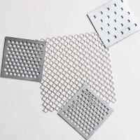 Buy cheap Powder Coated Decorative Perforated Sheet for Decorative Trellises from wholesalers