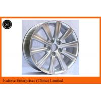 Buy cheap Hyper Silver toyota camry alloy wheels / off road wheels car rims from wholesalers