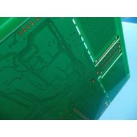Buy cheap Green Immersion Gold PCB Via In Pad 10 Layer Tg170 FR4 For Satellite Radio from wholesalers