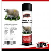 Buy cheap Eco Friendly Marking Spray Paint , Fast Drying Pig / Cattle / Sheep Marking Paint from wholesalers