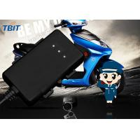 Buy cheap GPS Data Logger Mini Electric Motorcycle GPS Tracker With Speed Limit Governor from wholesalers