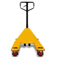 Buy cheap CE 5mm Fork 5 Tonne All Terrain Braked Hydraulic Hand Pallet Truck from wholesalers