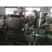 Buy cheap Auto Linear Style High Speed Capping Machine For Screw Type Cap from wholesalers