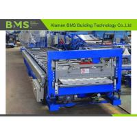 Buy cheap Wall Decorative Advertising Panel Steel Roll Forming Machine CE ISO Certification from wholesalers