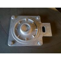 Buy cheap Professional rough metal sand casting body part heat treatment surface product