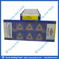 Buy cheap ZCCCT carbide inserts for face milling cutters with competitive price from wholesalers