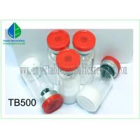 Buy cheap CAS 77591-33-4 Lyophilized Powder TB500 Thymosin Beta 4 Acetate peptide TB 500 2mg 5mg from wholesalers