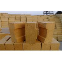Buy cheap Professional Industrial Fireclay Brick Refractory For Hot Blast Furnace from wholesalers