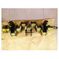 Buy cheap 4BB1 Engine Crankshaft For 5-12310-161-0 For Tractor Excavator UH-O35 UH-037 from wholesalers