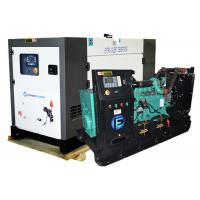 Buy cheap Single Phase 220V 60KVA Diesel Power Generator 3 Phase 380V Electric Cummins Genset from Wholesalers