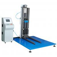 Buy cheap High Precision Paper Testing Equipments , Digital Wings Simulates Transport Impact Tester from wholesalers