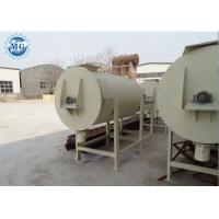 Buy cheap Horizontal Putty Dry Mortar Plant Various Output Carbon Steel Small Spiral Ribbon Mixer from wholesalers