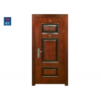 Buy cheap Mesh Hinged Fireproof Stainless Steel Security Doors from wholesalers