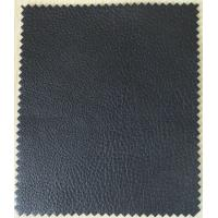 Buy cheap Black Color PU Leather Bag Material Thickness 0.65mm Genuine Leather Handfeeling from wholesalers