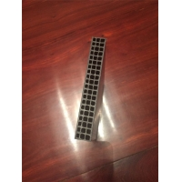 Buy cheap Alkali Resistance Clean 1200*15mm Plastic Concrete Wall Forms from wholesalers