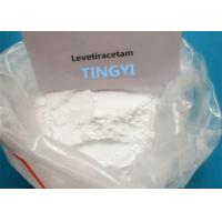 Buy cheap CAS 102767-28-2 Raw Pharmaceutical Materials Levetiracetam For Antiepileptic Drug from wholesalers