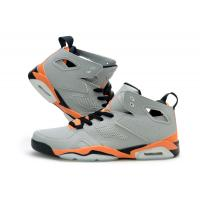 Buy cheap Wholesale cheacp Nike Air Jordan 6 Retro shoes Men's footwear grey/orange 029 from wholesalers