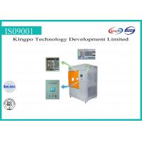 Buy cheap High Accuracy Xenon Test Chamber , Weather Testing Equipment 65~98%RH from wholesalers