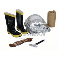 Buy cheap Universal SOLAS Fireman Outfit For Marine Fire Fighting Equipment from wholesalers