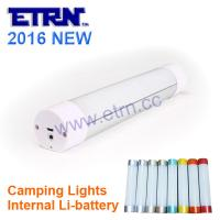 Buy cheap ETRN LED Dimmable Rechargeable Outdoor Camping Lantern Portable 5VDC Led Lamp tent Lights from wholesalers