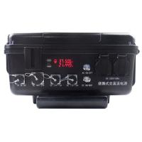 Buy cheap SH3000 Draw Bar Box 3kWh 18650 rechargeable lithium battery AC DC Portable Power Station Uninterrupted Power Supply from wholesalers