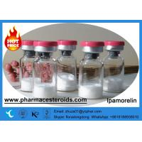China Pharmaceutical Peptides Ipamorelin (2mg/Vial&5mg/vial) for Bodybuilding on sale