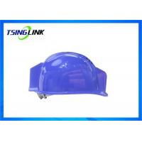 Buy cheap Durable 4G Video Transmit Smart Safety Helmet Bluetooth For Construction Site product