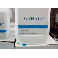 Buy cheap SCR System AdBlue Urea Solution , VPA Certificated Adblue Liquid CAS 57 13 6 from wholesalers