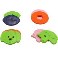 Buy cheap Cute Animal Shape Small Freezer Gel Packs , Ice Pack Mini For Kids Lunch Bag product