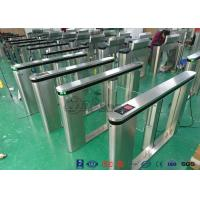 Buy cheap Pedestrian Management  Automatic Entry  Auto Gate  Door Access turnstiles entry systems from wholesalers