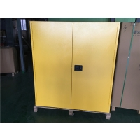 Buy cheap 90 Gallon Fire Resist EN 14470-1 Flammable Storage Cabinet from wholesalers