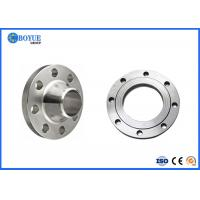 Buy cheap Forged Steel Pipe Flange Cladding Flanges Cladding pipes A694 F42 F52 F60 F65 F70SIZE 2'-24' from wholesalers